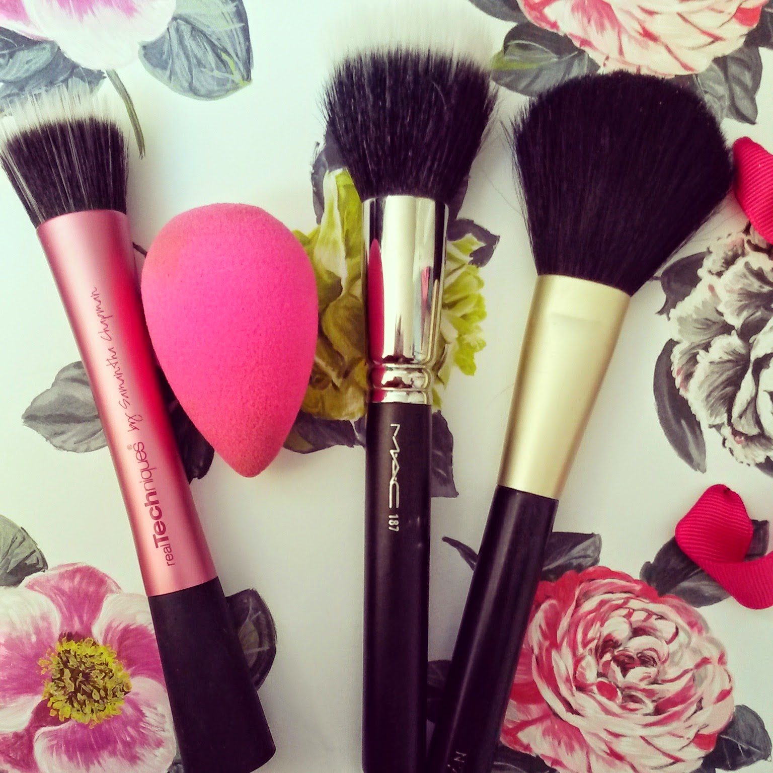 Makeup Brush Best Foundation Powder