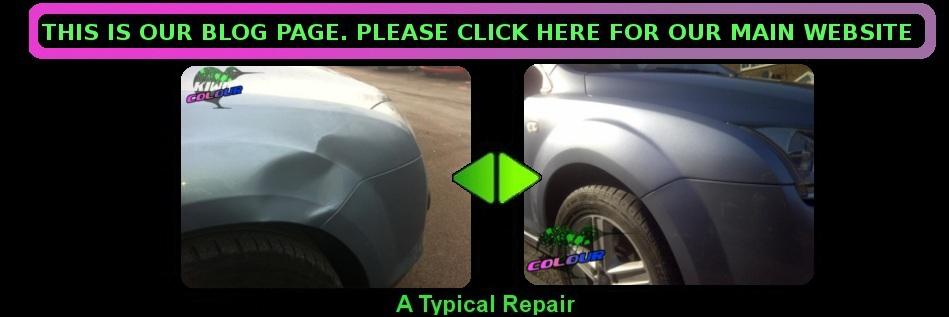 mobile car dent removal leeds