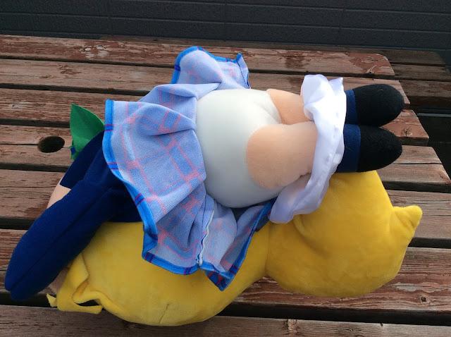 【プライズレビュー】ラブライブ! ハイパージャンボ寝そべりぬいぐるみ絢瀬絵里【セガプライズ】