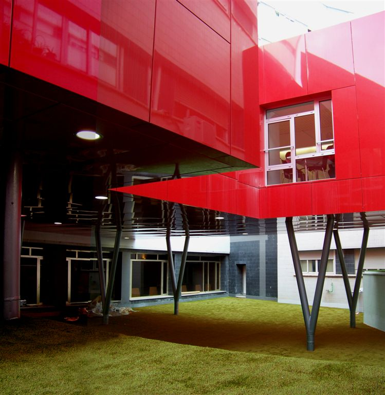 Sevilla arquitectura entrevista a sol89 for Arquitectura sevilla
