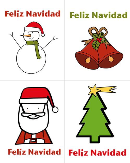 imagenes navidad imprimir gratis