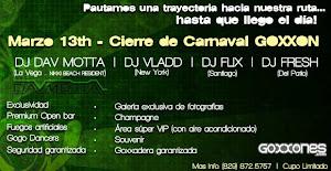 DJ VLADD DJ FLIX DAV MOTTA @ CARNAVAL DE MAO 2011