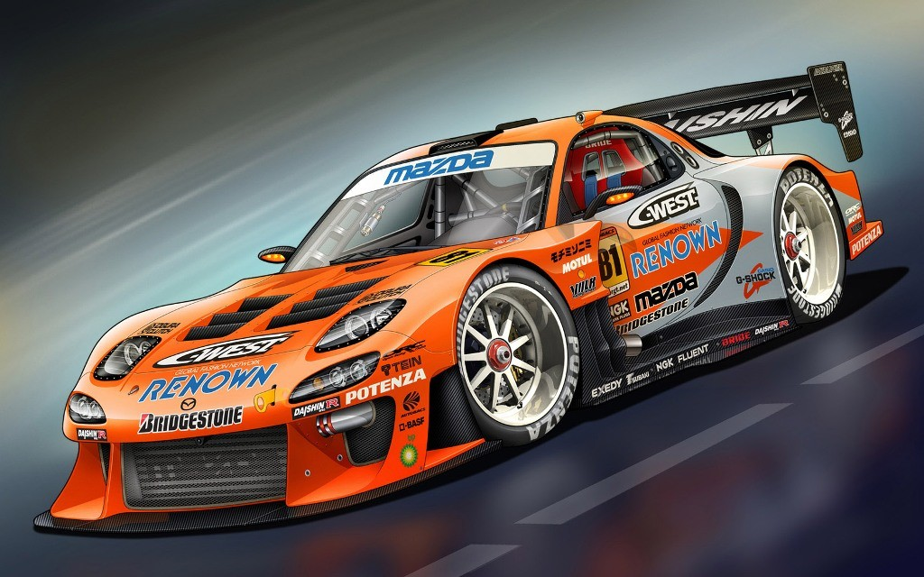 My Cars Wallapers: Race Car Wallpaper