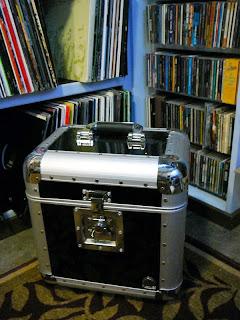 DJ Travel Case Records