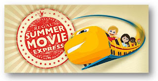 $1 Movies at Regal Cinemas: Summer Movie Express