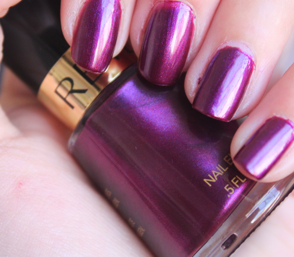 Revlon Plum Attraction - A Little Obsessed