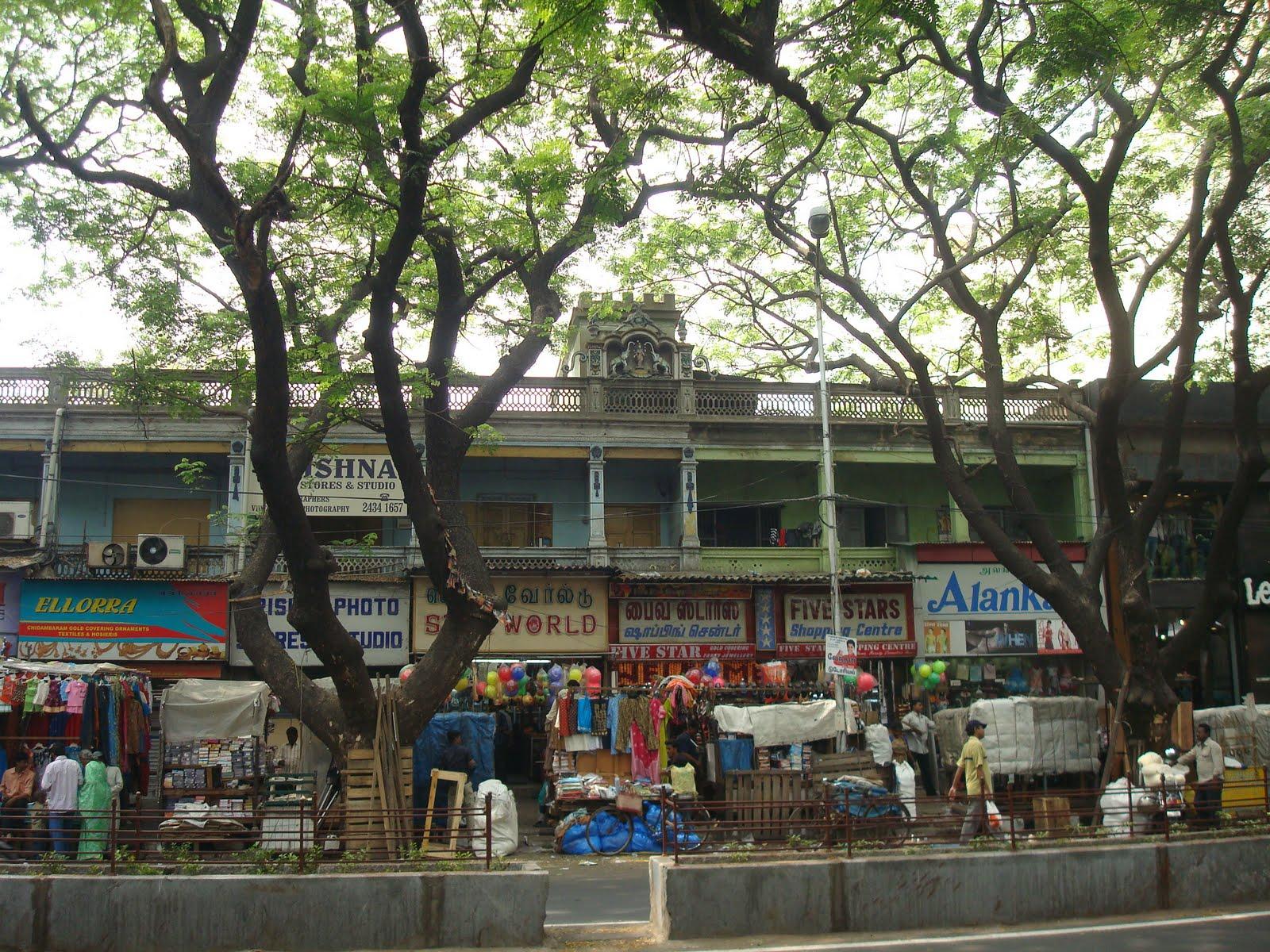 mint market chennai
