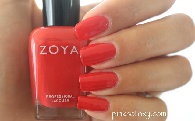 Zoya Demetria Nail Polish