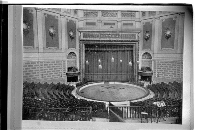 Teatre Circ Olympia Barcelona