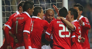 Video Gol Newcastle United vs Benfica 12 April 2013
