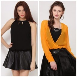 Exciting Offer for Girls – Buy 2 Top's & Get 1 Free : Buy To Earn