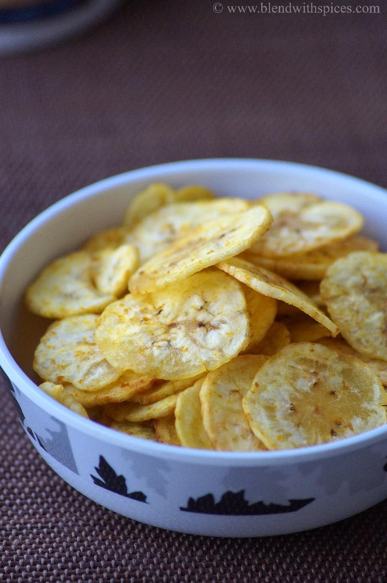 onam recipes, kerala snacks, ethakka upperi recipe, how to make vazhakkai chips