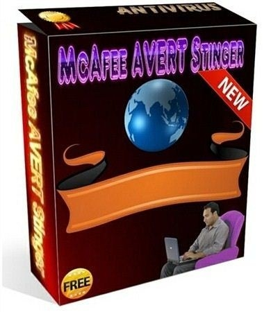 McAfee AVERT Stinger version 10.2.0.703 portable