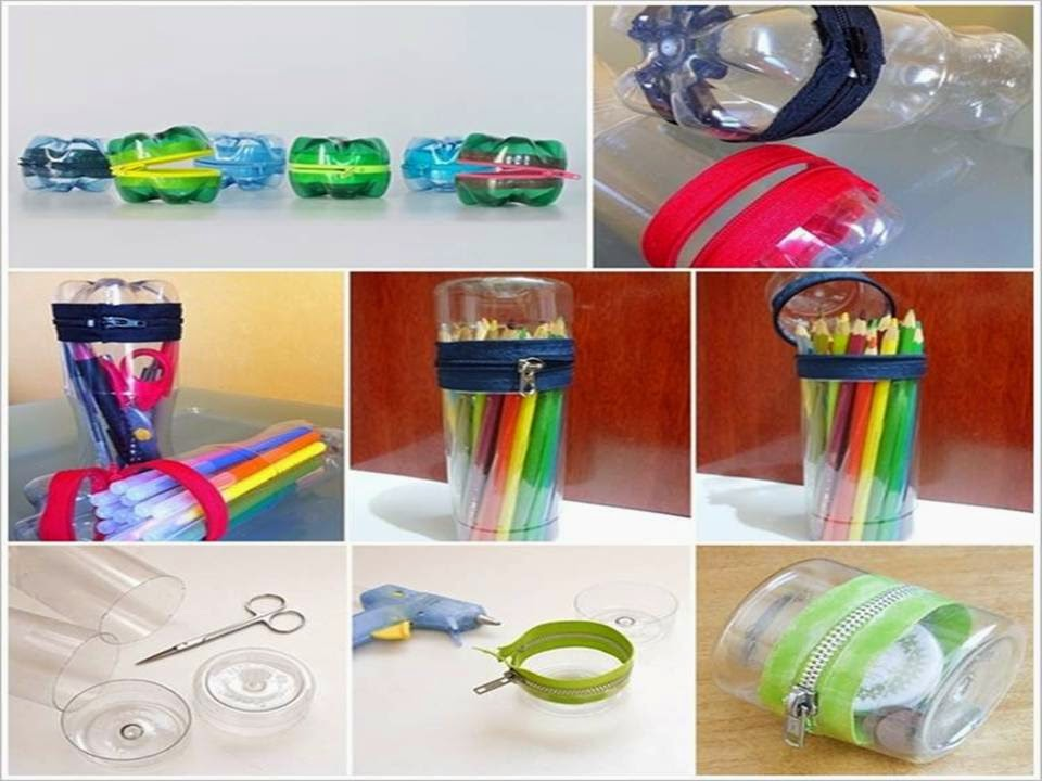 home decor 15 diy decorating ideas with recycled plastic
