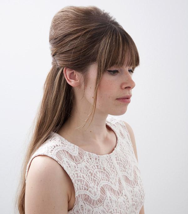 Fotos De Peinados Con Volumen - Pelo suelto para novia Fotos de peinados (Foto) Ella Hoy