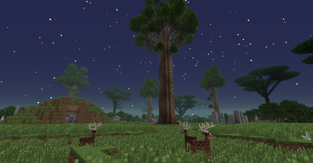 The Twilight Forest Mod