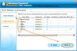Windows password reset download easily reset windows passwords