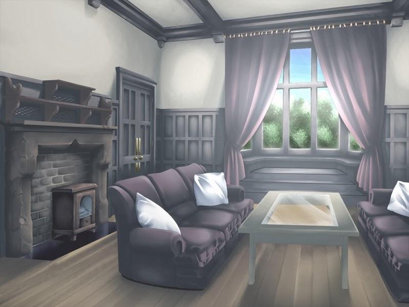 Bedroom Wallpaper Anime