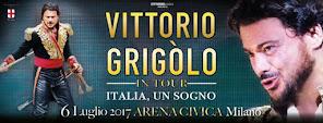 Vittorio Grigòlo in tour