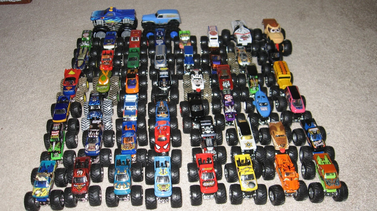 Truck Collection Pictures Monster Truck Collection