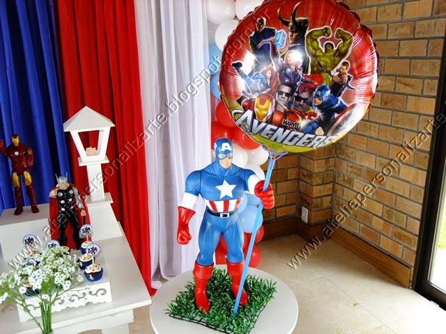 Decoração de festas em Porto Alegre Ateliê Personalizarte