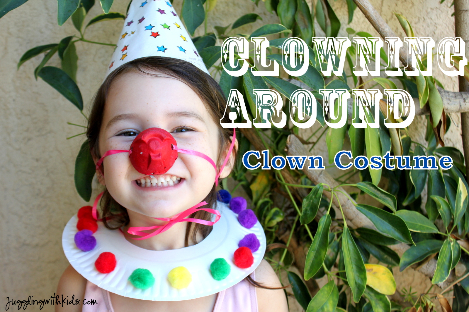 French Clowns http://www.jugglingwithkids.com/2012/10/clowning-around-clown-costume.html