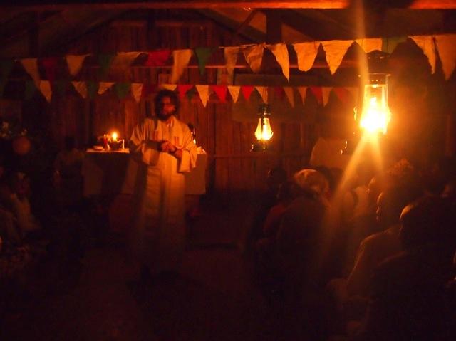 fra miro babić mali dom afrika misa polnoćka christmas