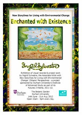 Recent Exhibition - Enchanted with Existence - Living with Environmental Change