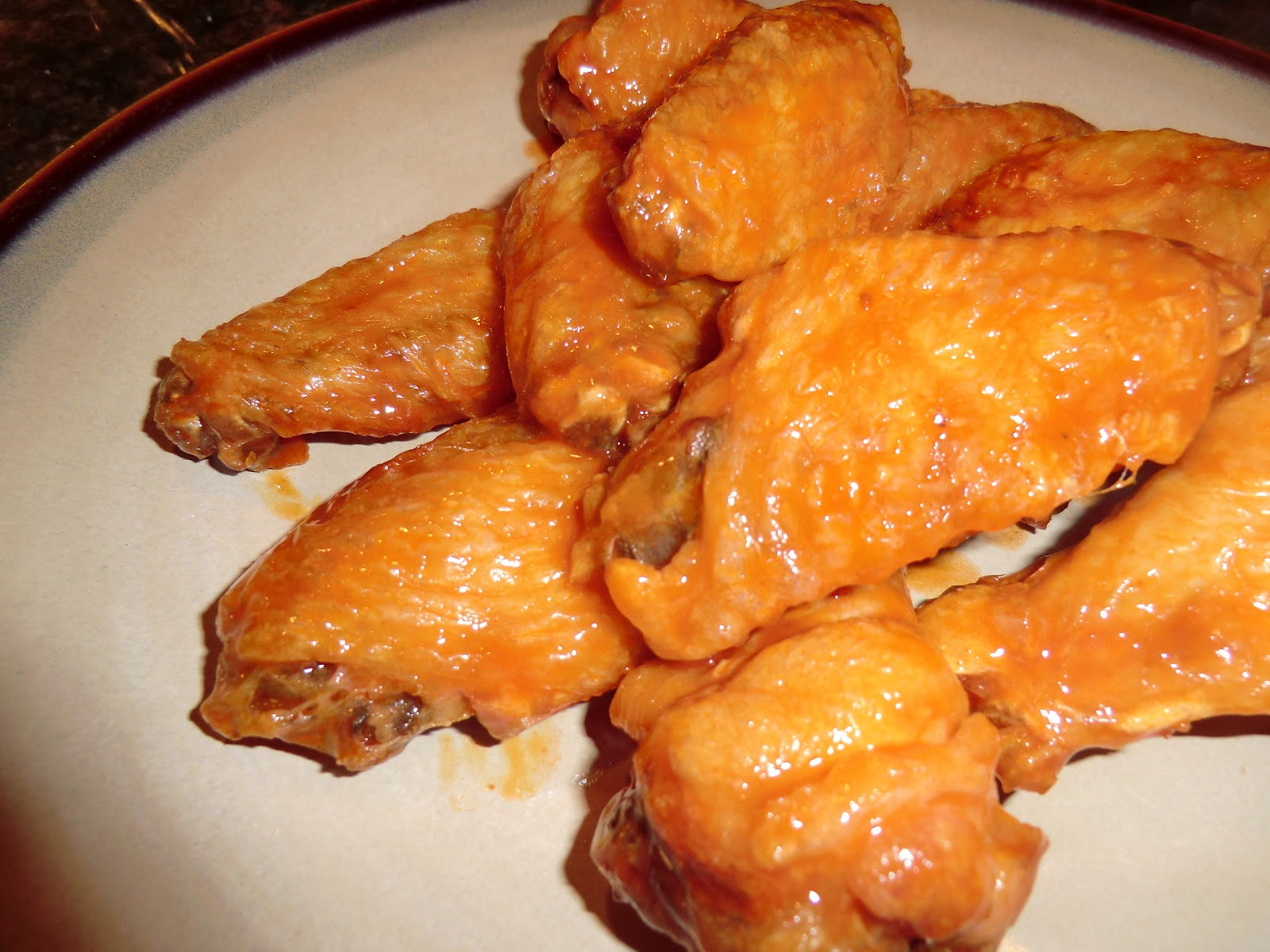 Low Carb Layla: Hot Wings / Buffalo Wings