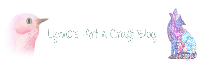 LynnO's Art & Craft Blog
