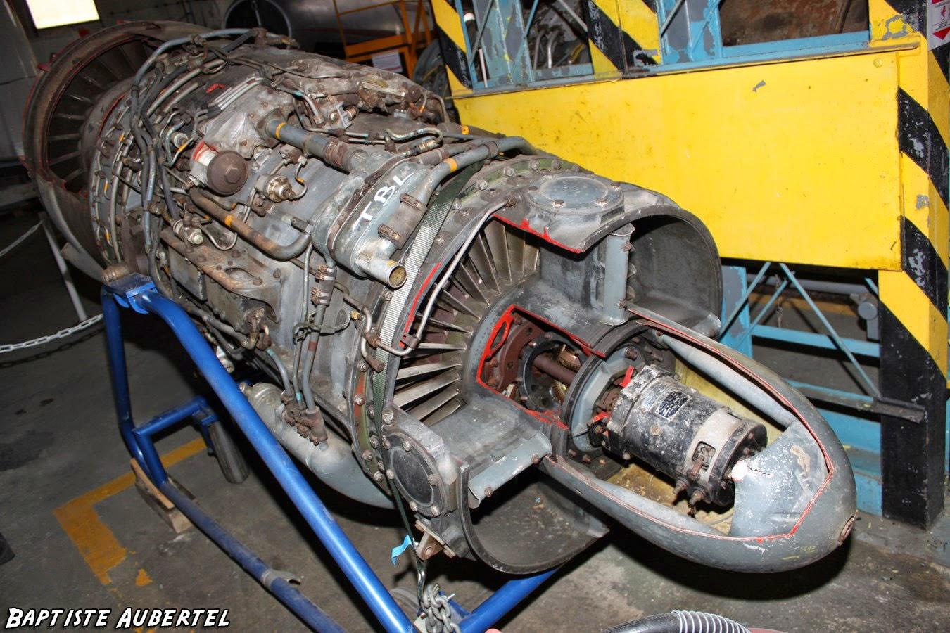 réacteur avion lyon