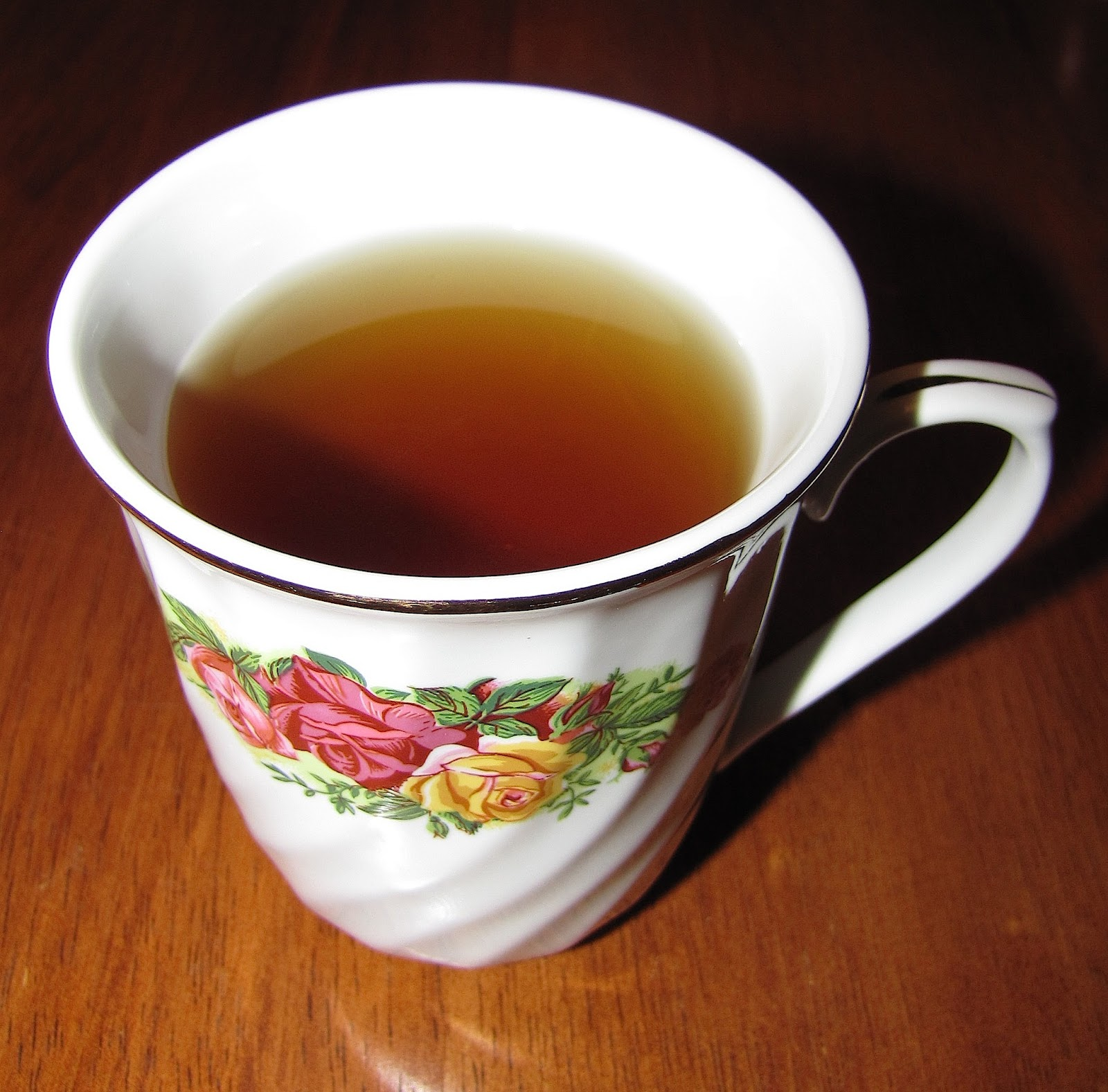 how to make pot tea with stems and leaves