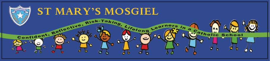 St Mary's School Mosgiel