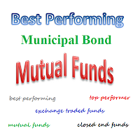 Best Performing Municipal Bond Mutual Funds