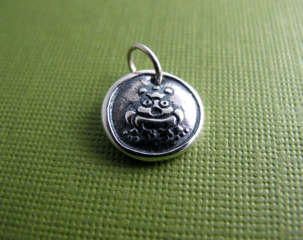 Frog Charms and Muppets Most Wanted by Beth Hemmila of Hint Jewelry
