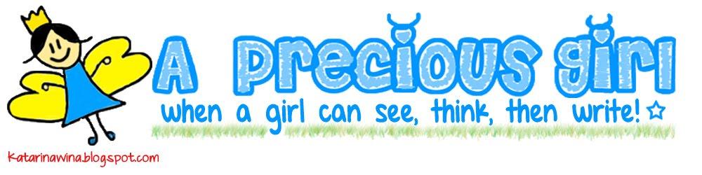 A Precious Girl ♉