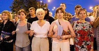 Creștinii din Belarus: Să ştie toţi ce se întâmplă aici!