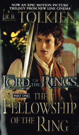 gobs and gobs of books the lord of the rings the fellowship of the