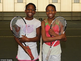nigeria williams sisters