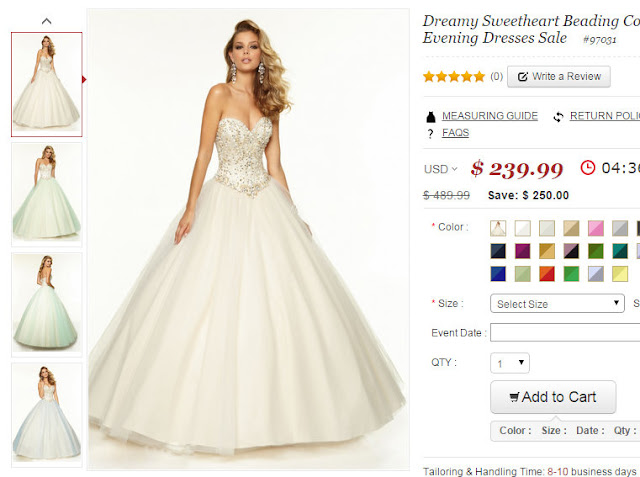 sukienki inspiracje