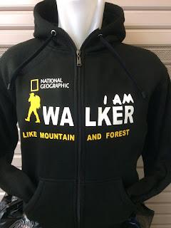 gambar desain terbaru jaket hoodie national geographic foto photo kamera Jaket hoodie I Am Walker Like Mountain and Forest seri National Geographic warna hitam terbaru di enkosa sport toko online jersey dan jaket terpercaya lokasi di jakarta pasar tanah abang