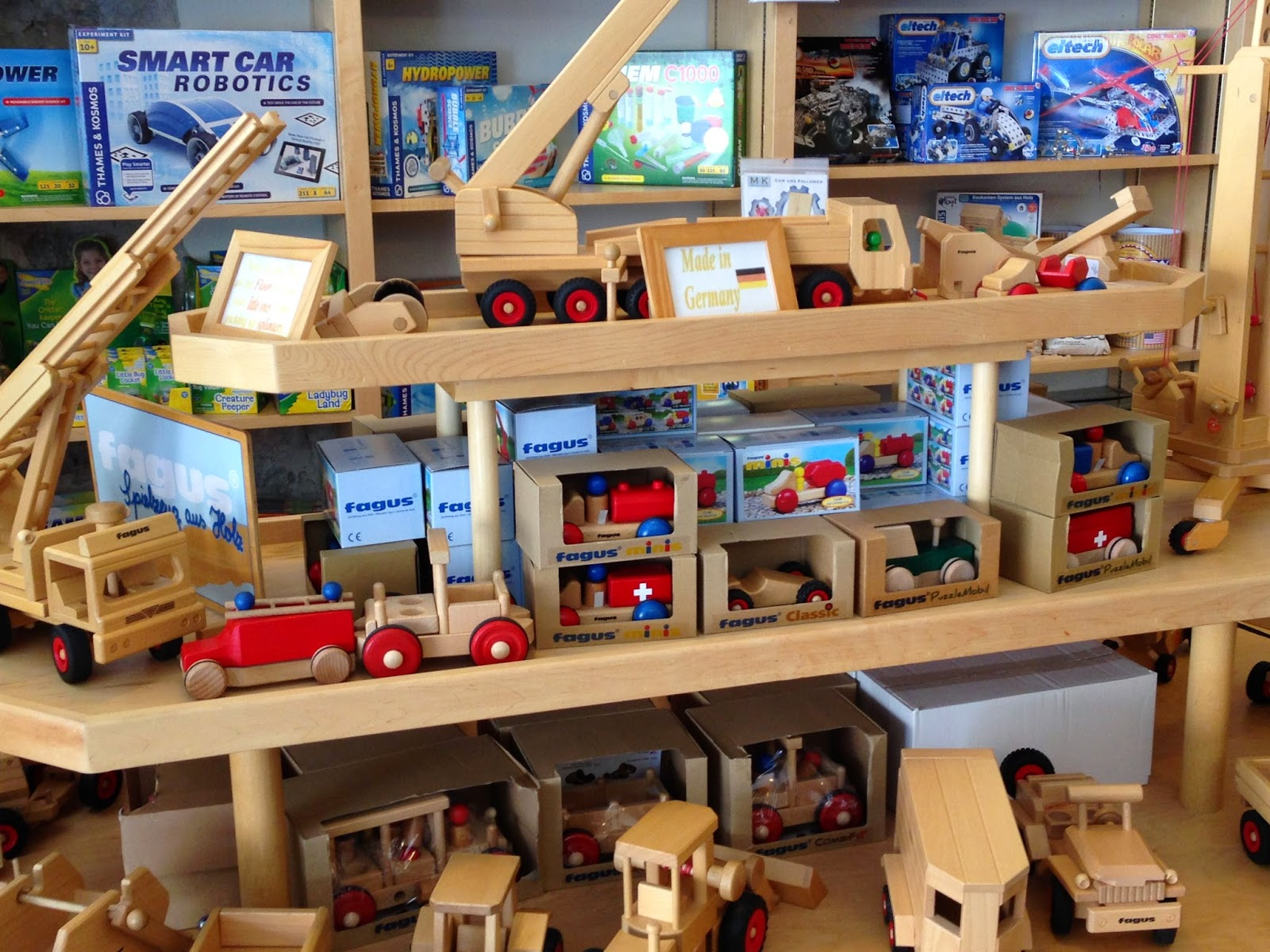 Fagus Wooden Toys