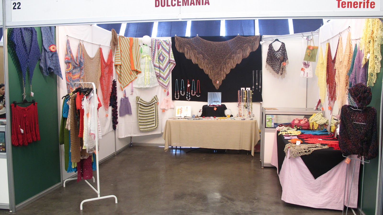 decoracion de stands de ropa