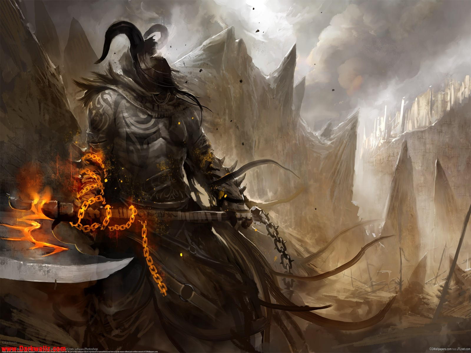 Warrior Wallpapers 22 | Dark Wallpaper Download