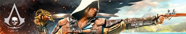 Assassin's Creed IV: Black Flag.