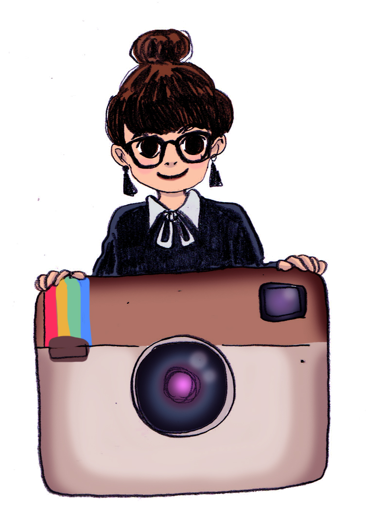 Katja auf Instagram