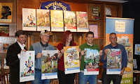 Poster Unveiling Books by the Banks 2011