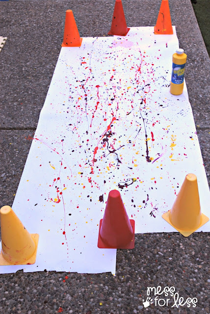 Kids art activity