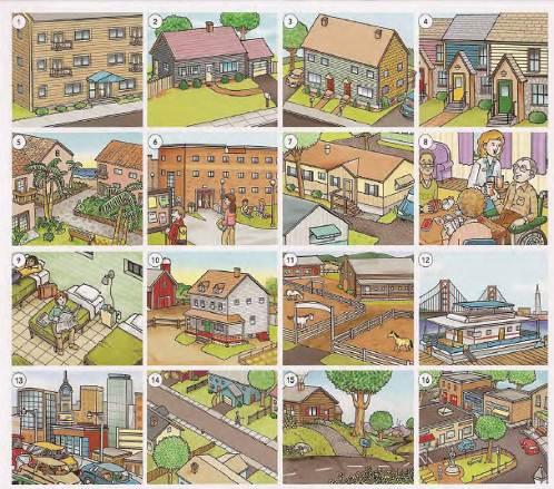 Portafolio ingles abril 2013 - Tipos de tejados para casas ...
