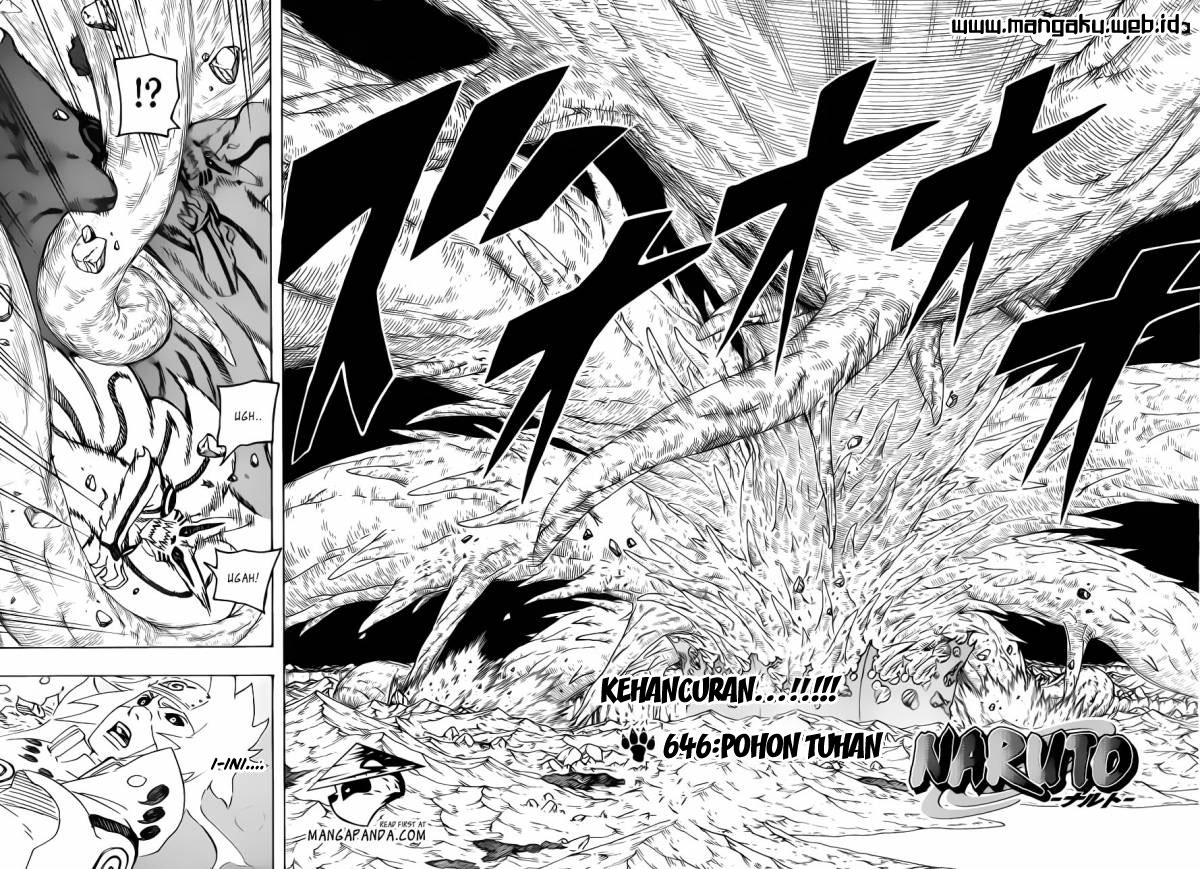 Komik Naruto 646 Bahasa Indonesia halaman 2